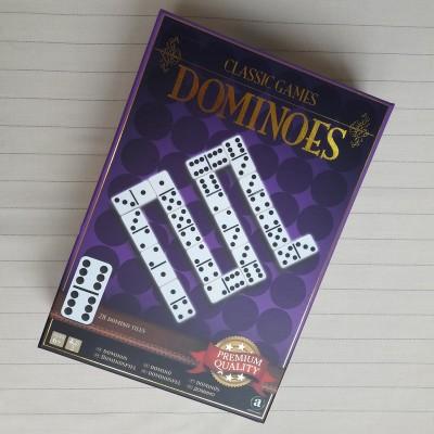 ST005 Домино в подарочной упаковке, 275*190*67 мм