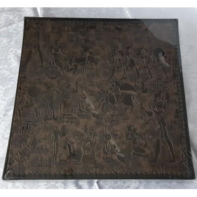FA 602 фотоальбом MZL темно-коричневый 330*340*40 мм