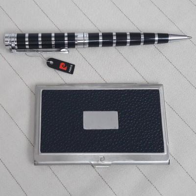 PC0853BP-5100 Шариковая ручка Pierre Cardin + визитница