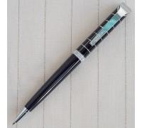 PC0874BP Шариковая ручка Pierre Cardin. черный лак/ хром