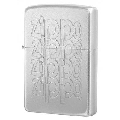 205 ZIPPO Logo Зажигалка Zippo широкая