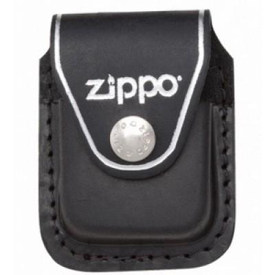 LPCBK Чехол черный с клипом для зажигалки Zippo