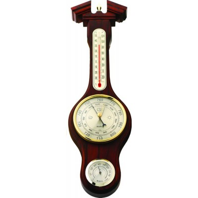 М50 Метеостанция (барометр, термометр, гигрометр), 395х110 мм
