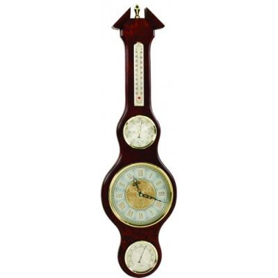 М57 Метеостанция (часы, барометр, термометр, гигрометр), 770х215мм