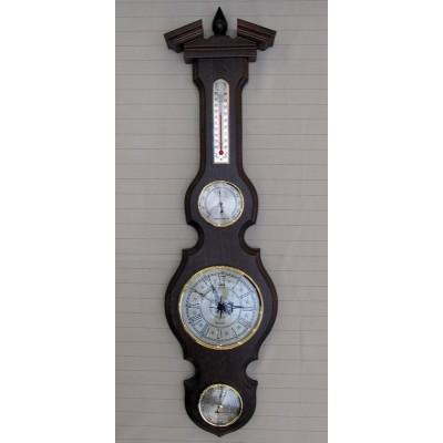 БМ95 Метеостанция Смич (часы, барометр, термометр, гигрометр), 700х180мм