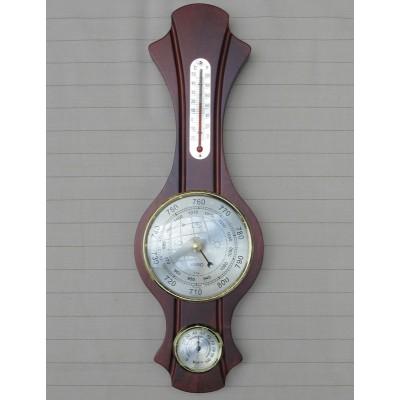 М78 Метеостанция (барометр, термометр, гигрометр), 390х130мм