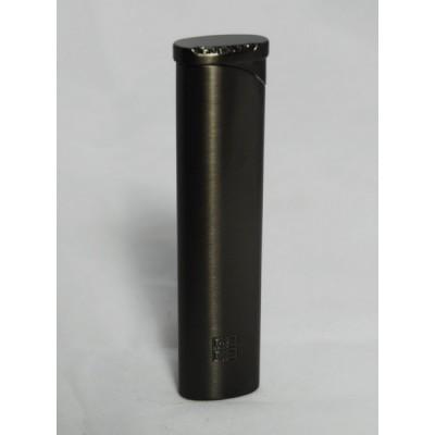 """3203 Зажигалка """"Givenchy"""" газовая пьезо, Black nickel satin, 2,0x0,7x8,0 см"""