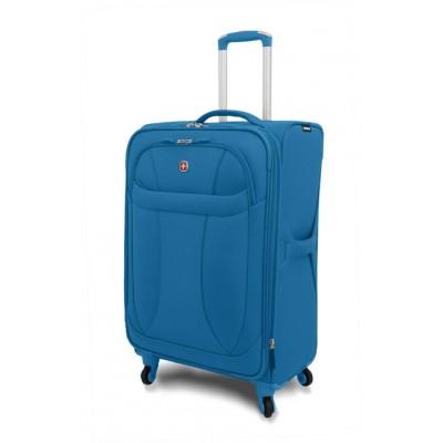 "72083329 Чемодан Wenger ""Neo Lite Spinner 29"", цвет синий, полиэстер,  74х48х27 см"