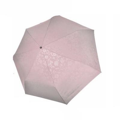 """Зонт """"Три Слона"""" женский №076-B-3, облегченный, 7 спиц, купол D=87 см бежевый, 260 гр."""