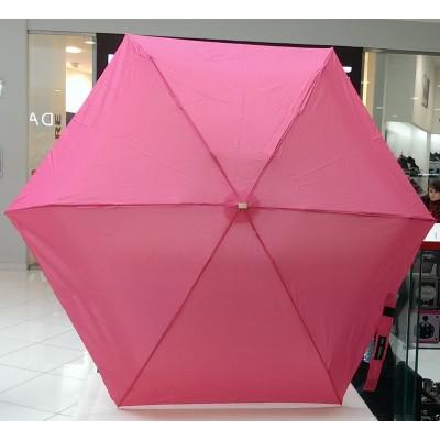"""Зонт """"Три Слона"""" женский №680-2 micro, карманный, розовый"""