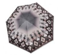 "Зонт ""Три Слона"" женский №291-K-2 mini, орнамент, 7 спиц, купол R=53 см"