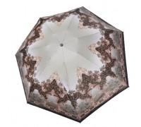 "Зонт ""Три Слона"" женский №291-K-6 mini, орнамент, 7 спиц, купол R=53 см"
