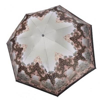 "Зонт ""Три Слона"" женский №291-K-6 mini, орнамент"
